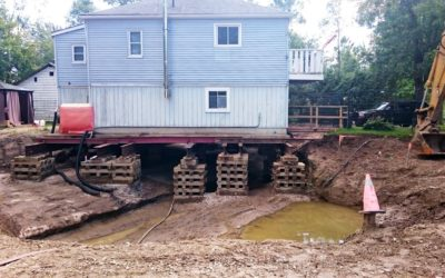 Remediation of a Residential Fuel Oil Spill